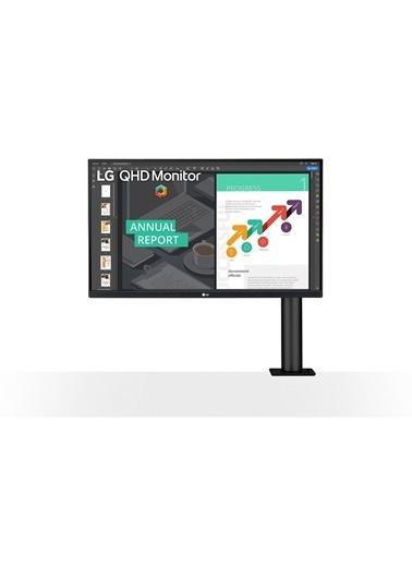 LG 27 27QN880-B 2560x1440 60Hz HDMI DP 5ms IPS Monitör Siyah